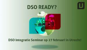 DSO READY zonder investering in uw vergunningsapplicatie