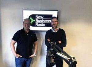 Frank Arts bij New Business Radio
