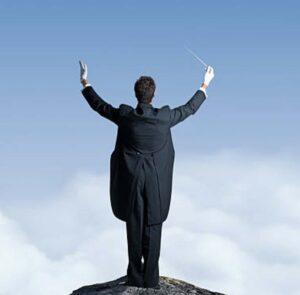 De CIO als dirigent