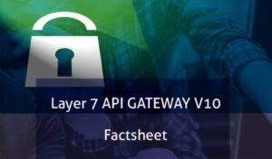 De voordelen en opties van Layer7 API Gateway v10
