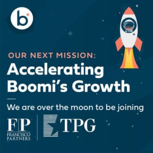 Francisco Partners and TPG to Acquire Boomi from Dell Technologies