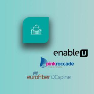 Betere & snellere connectiviteit voor lokale overheden door samenwerking PinkRoccade, Enable U en DCspine